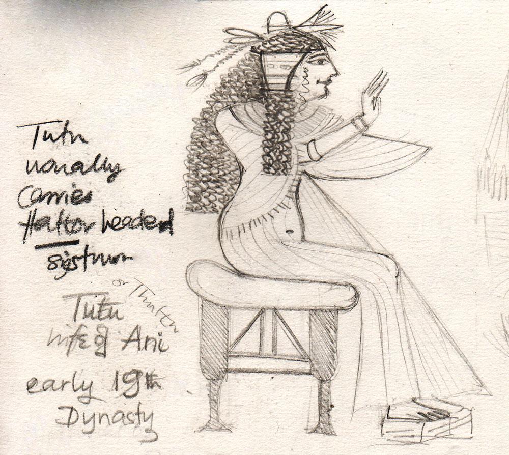 Sketch for Tutu
